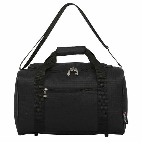 5 Cities Ryanair Maximum Sized Cabin Carry on Holdall Bag 40x20x25cm