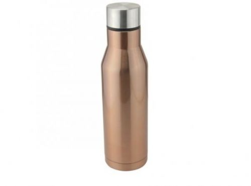 750ml Bronze Stainless Steel Double Walled Hot and Cold Vacuum Flask For Home Travel Outdoor