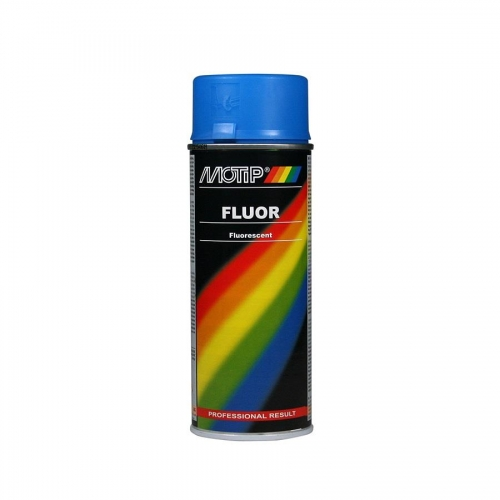Fluorescent Blue Paint 400ml