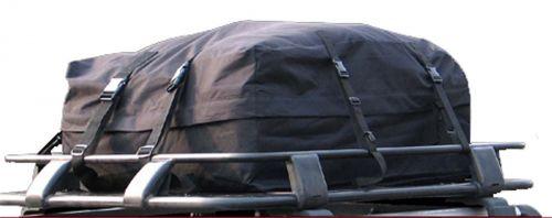 Car Roof Bag 340 Litre, Water Ressistant, Adjustable Straps
