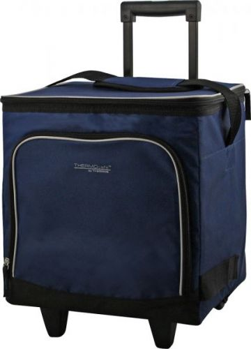 ThermoCafe Wheeled Cool Bag Navy 28L
