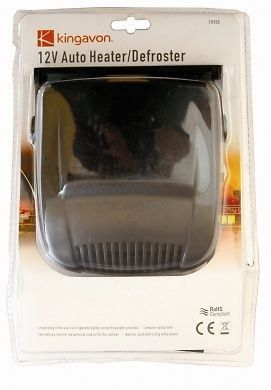12V Auto Heater/Defroster