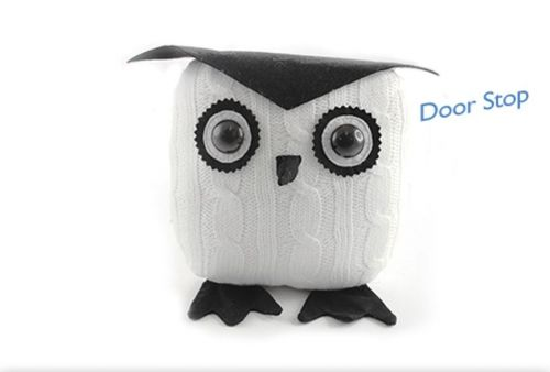 Cute Owl Door Stop from Lesser and Pavey