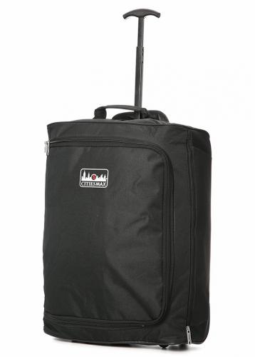 Ryanair Max Size 55x40x20cm 42L Lightweight Wheeled Cabin Bag