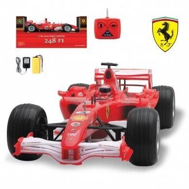 Ferrari 248 F1 Car Scale 1 18