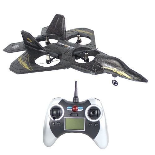 F22 Interceptor Radio Remote Controlled Flying Toy Gift Idea