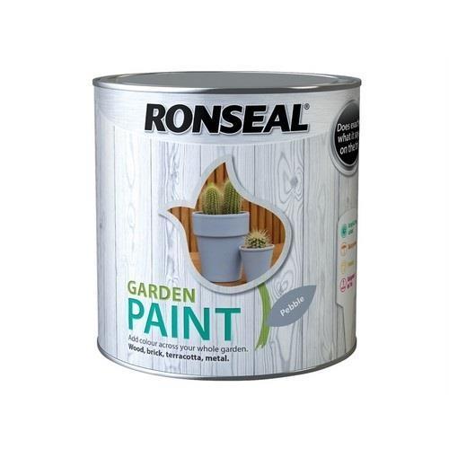 Ronseal Garden Paint Pebble 2.5L