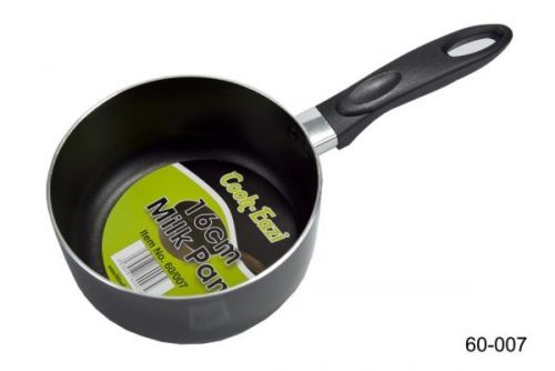 16cm Milk or Sauce Pan with Handle Kitchen Utensil Cooking Pans