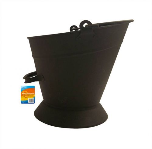 Black Coal Bucket