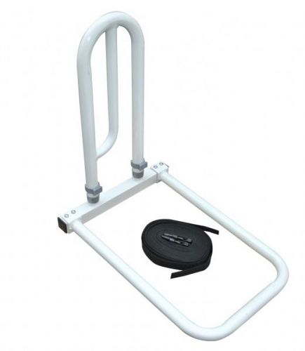 Bed Assist Rail Access and Exits Bed with Ease Manually Adjustable Rail