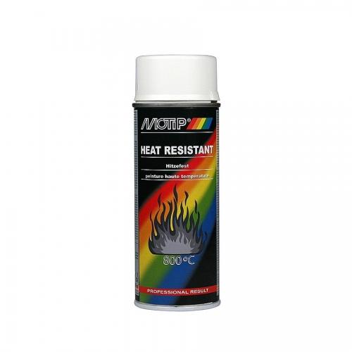 Heat Resistant Paint White 400ml