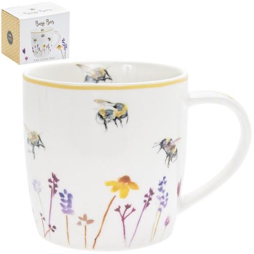 Busy Bees Fine China  Single Mug Tableware