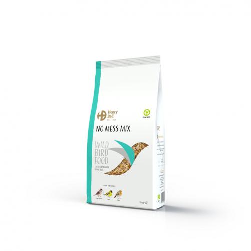 Henry Bell No Mess Mix 4Kg Wild Bird Food
