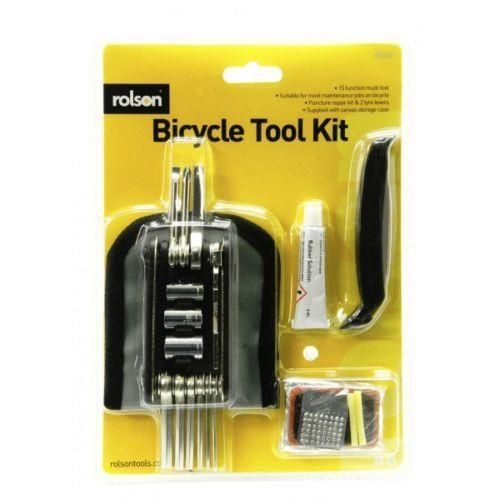 Bicycle Tool Kit Rolson