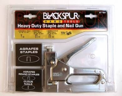 Heavy Duty Staple And Nail Gun