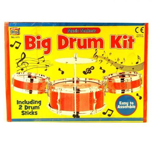Drum Set Kids Music Instrument Playing Toys