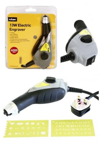 13W Electric Engraver rolson