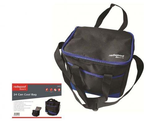 14 Ltr 24 Can Cool Bag Picnic Bag Purple