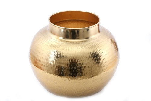 42x31 Cm Kasbah Iron Vase
