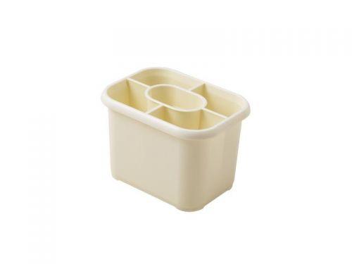 Kitchen Plastic Cutlery Holder Drainer Linen