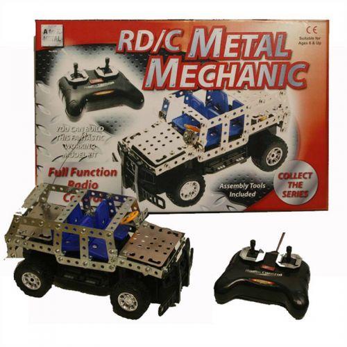 Metal Mechanic Truck