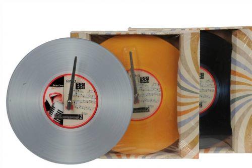 30cm Wall Clock Record