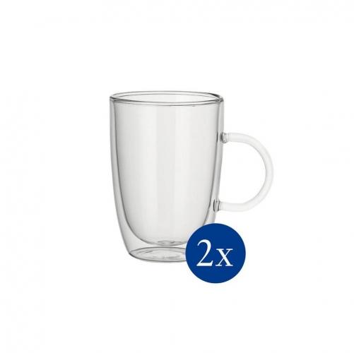 Artesano Hot and Cold Beverages Universal Cup Set 2Pcs