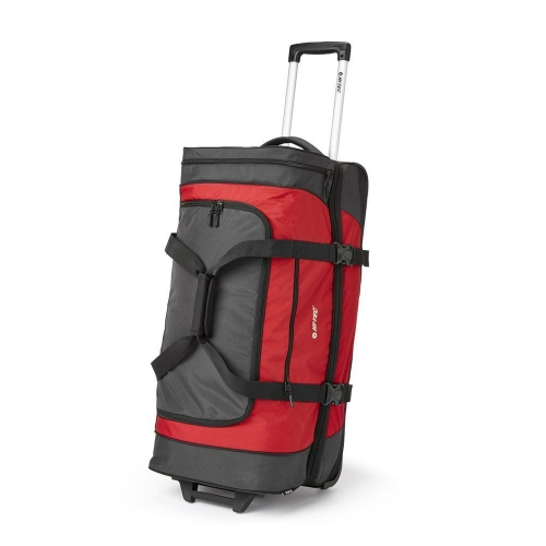 Hi Tec travel bag double decker on wheels
