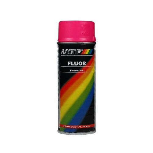 Fluorescent Pink Paint 400ml