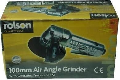 4 Inches Air Angle Grinder