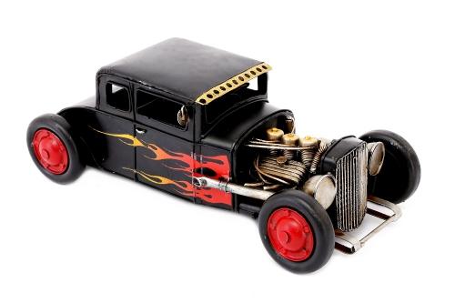 31cm Hot Rod Decoration car Ornament Lovely Design