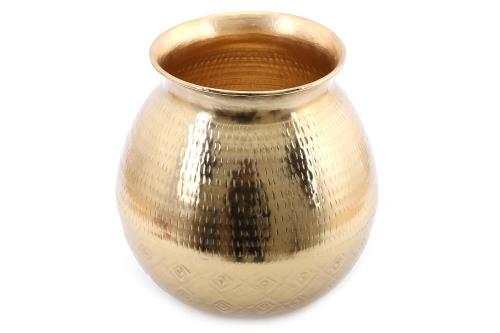 30x29 Cm Kasbah iron Vase