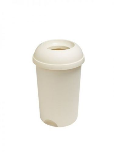 50L Round Open Plastic Home Kitchen bin