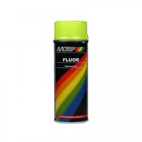 Fluorescent Yellow Paint 400ml