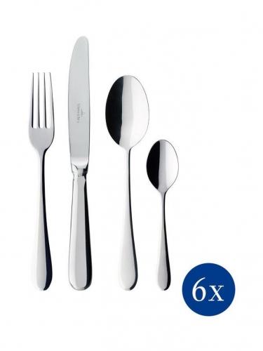 Villeroy & Boch Oscar cutlery set 24 parts