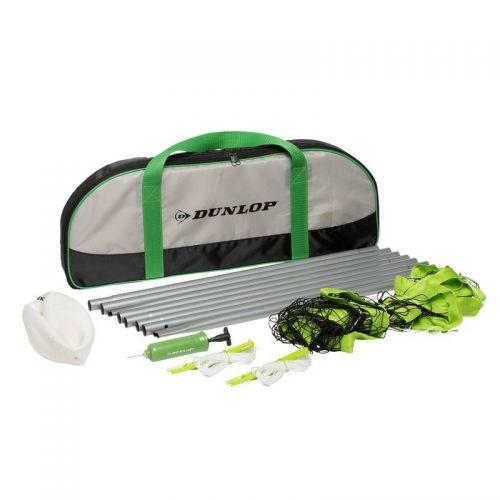Dunlop Volleyball Set incl Ball Pump Carrybag