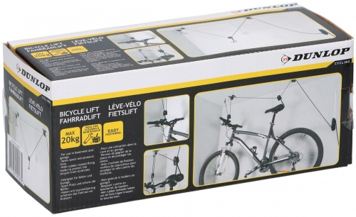 Dunlop bicycle lift 20 kg black