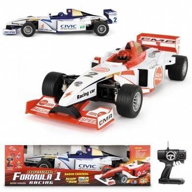 Radio Controlled Formula 1 Racer