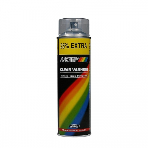 Clear Varnish Gloss 500ml