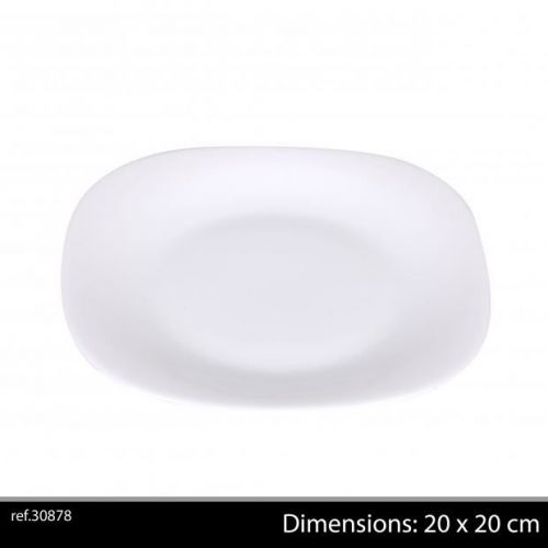 Pack Of 6 Bormioli  Parma  20Cm Side Plate