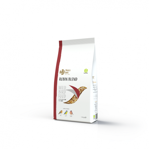 Henry Bell Robin Blend 1.8kg Wild Bird Food