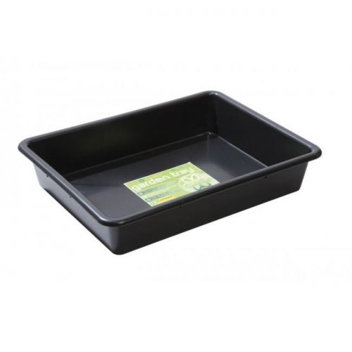 Garland Chief Garden Tray Black G100B