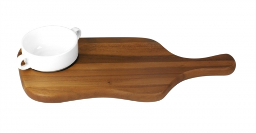 Acacia Wooden Serving Paddle