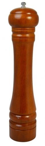 Oak Wood Large Italian Pepper Mill 12 Inch 30cm Grinder