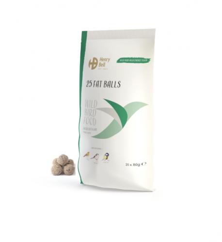Henry Bell Fat Balls Pack of 25 Balls