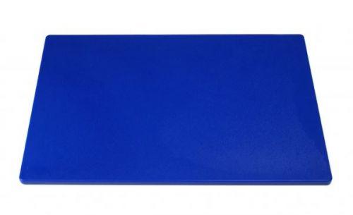 Heavy Duty Large Chopping Board Blue
