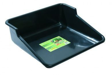 Tidy Tray Black Grow Bagbed Mixing Plastic Garden