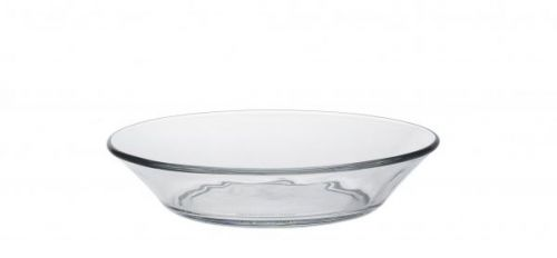 Duralex Lys Cocktail Plate 14.5Cm Pack Of 6 Transparent Glass