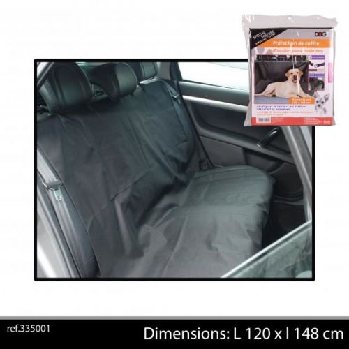 Car Back Seat Cover 120X148Cm