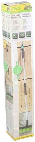 Waterbroom 200x32,5cm Plastic Aluminium Green